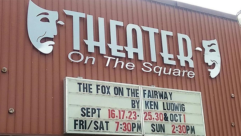 Theater on the Square Waynesville Missouri