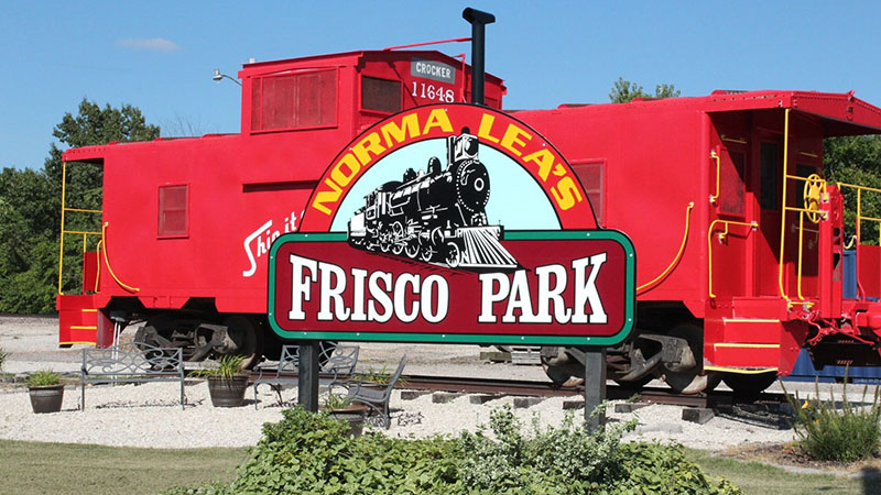 Frisco Park, Crocker, Missouri